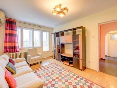 Pajura – Baiculesti, Apartament 2 camere decomandat, stare buna, 51 mp.