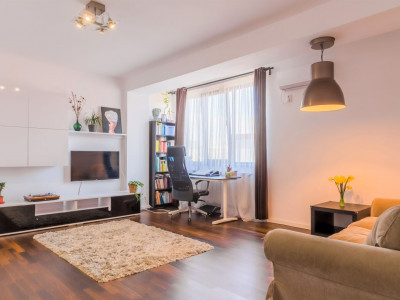 Parc Bazilescu – Lapusneanu, Apartament 2 camere decomandat, 56 mp.